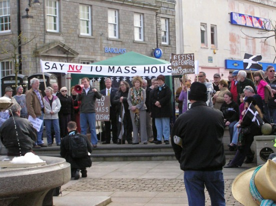 Say NO to mass housing