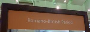Romano - British Period